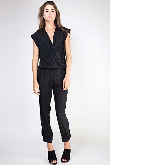 c3b210ed2f8d Emerson Thorpe Other | 100 Silk Dara Jumpsuit Xs | Poshmark